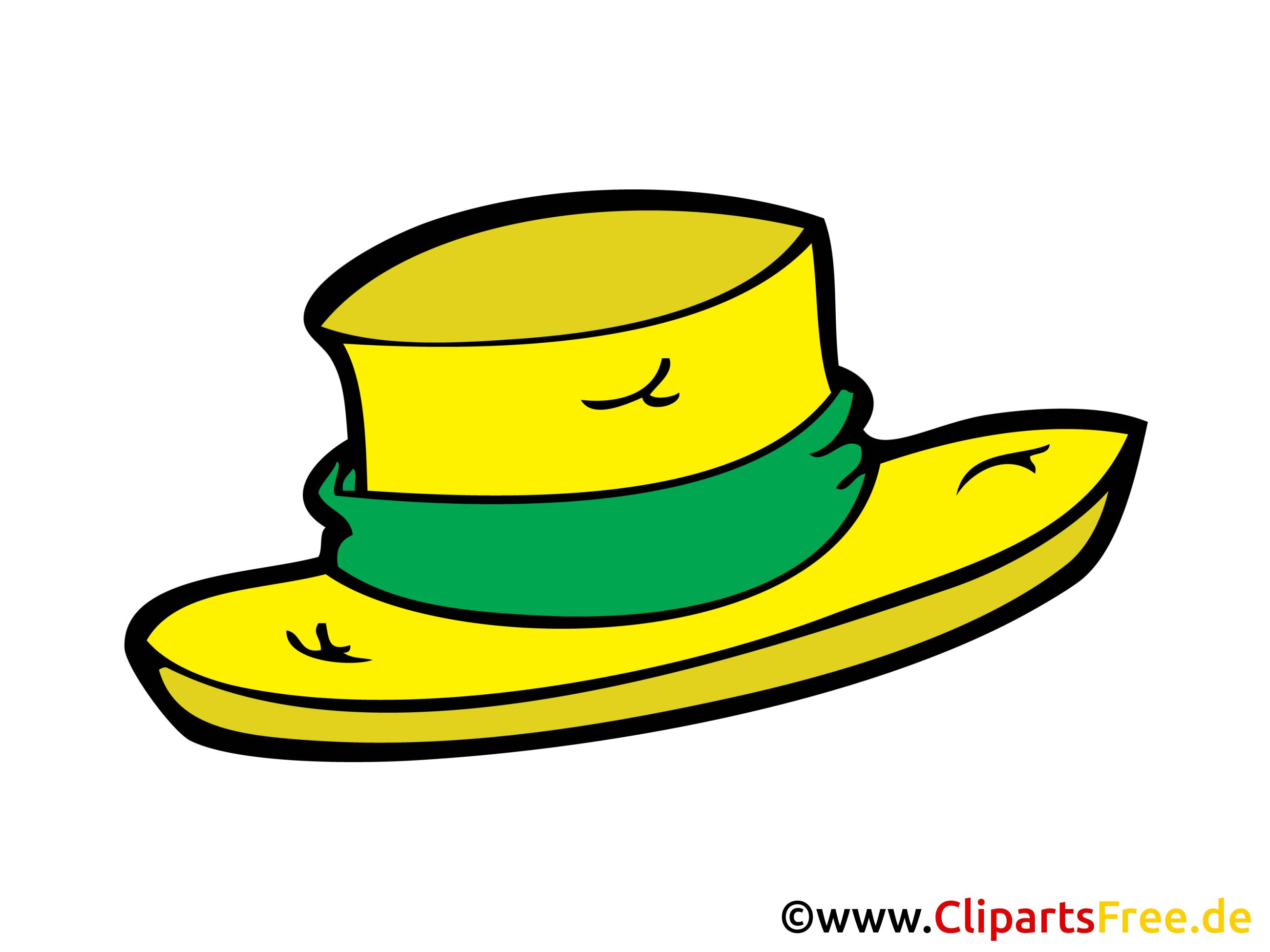 Chapeau dessin cliparts à télécharger
