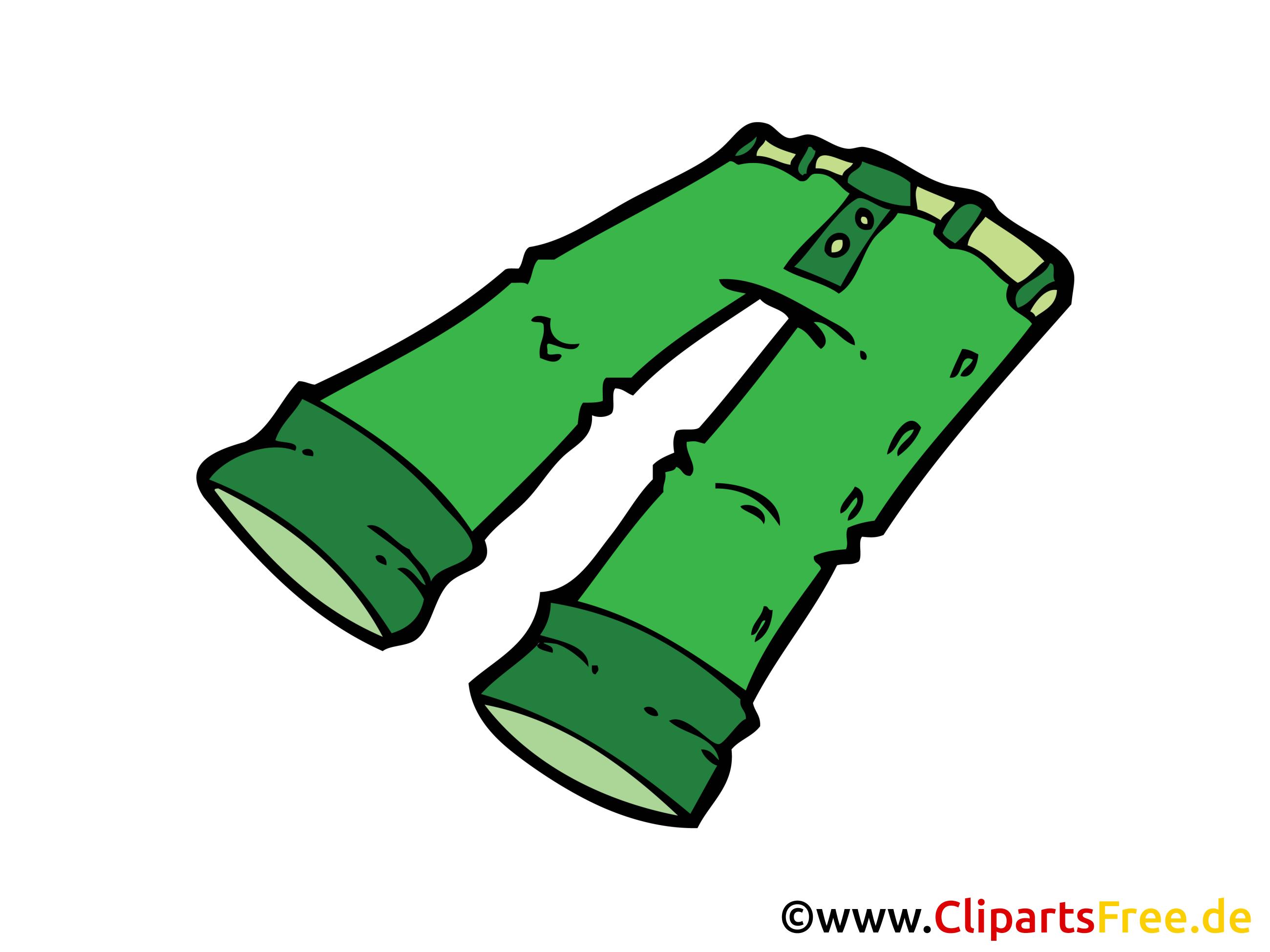 Pantalon illustration gratuite clipart