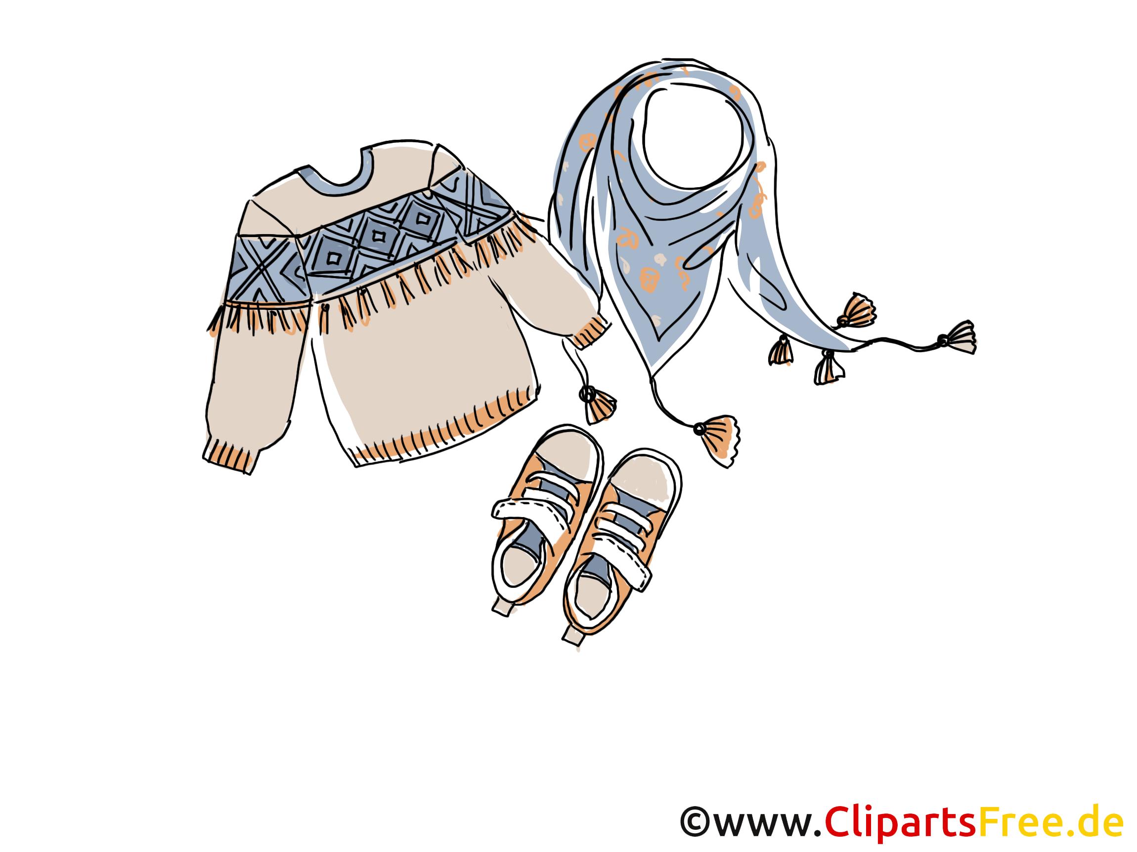 Vêtements dessin à télécharger images