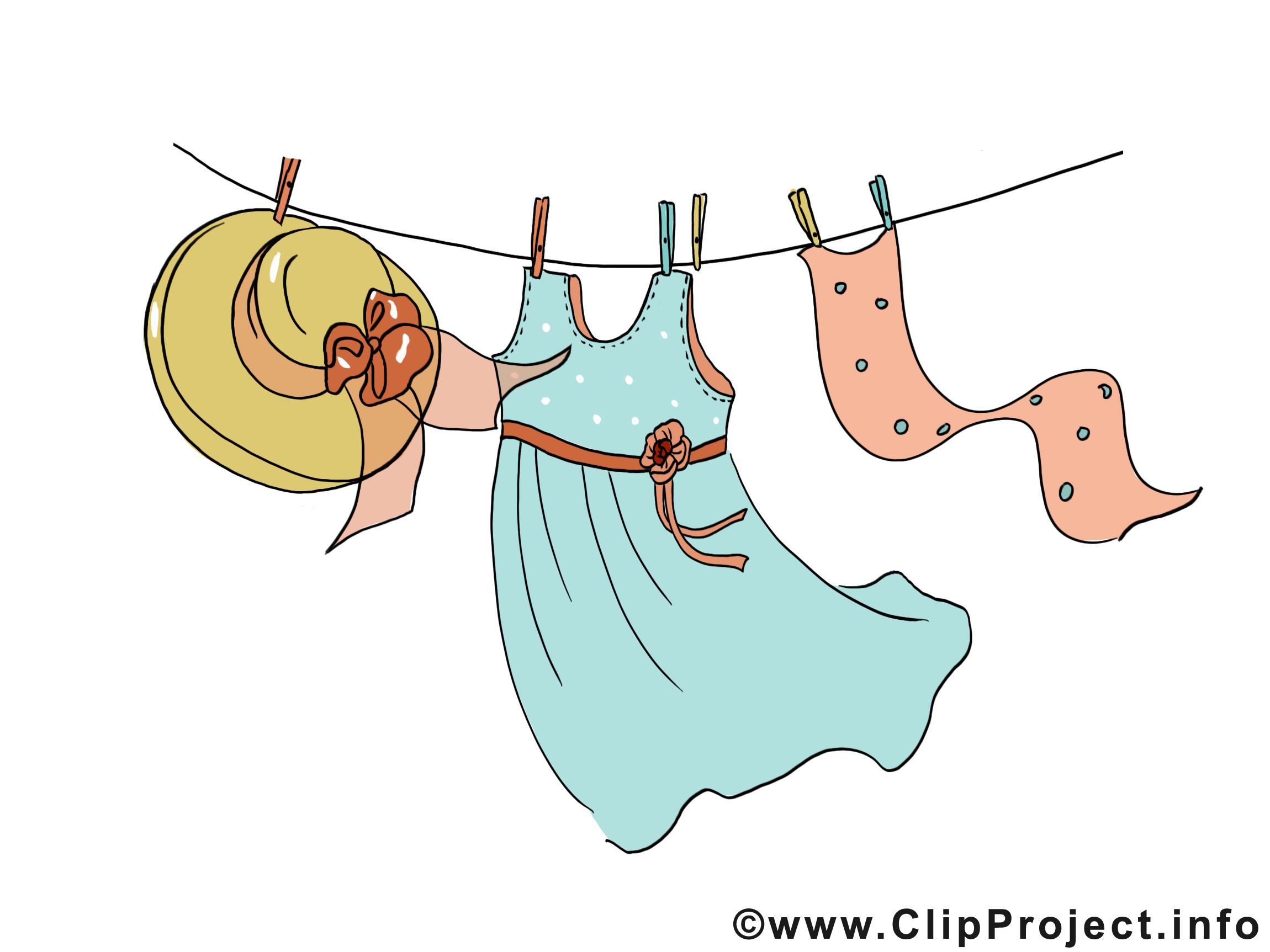 Vêtements femme images dessins gratuits