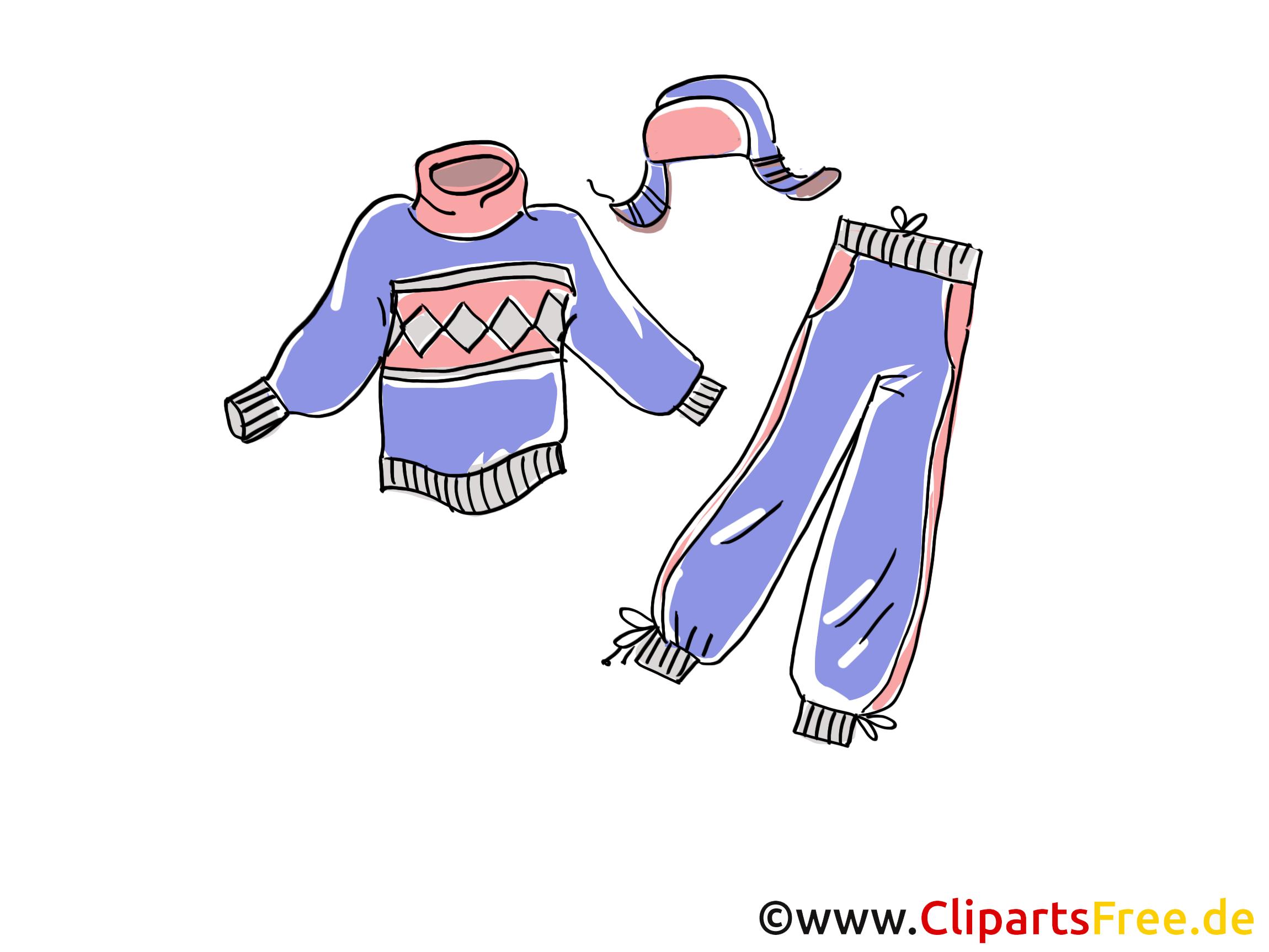 Vêtements illustration à télécharger gratuite