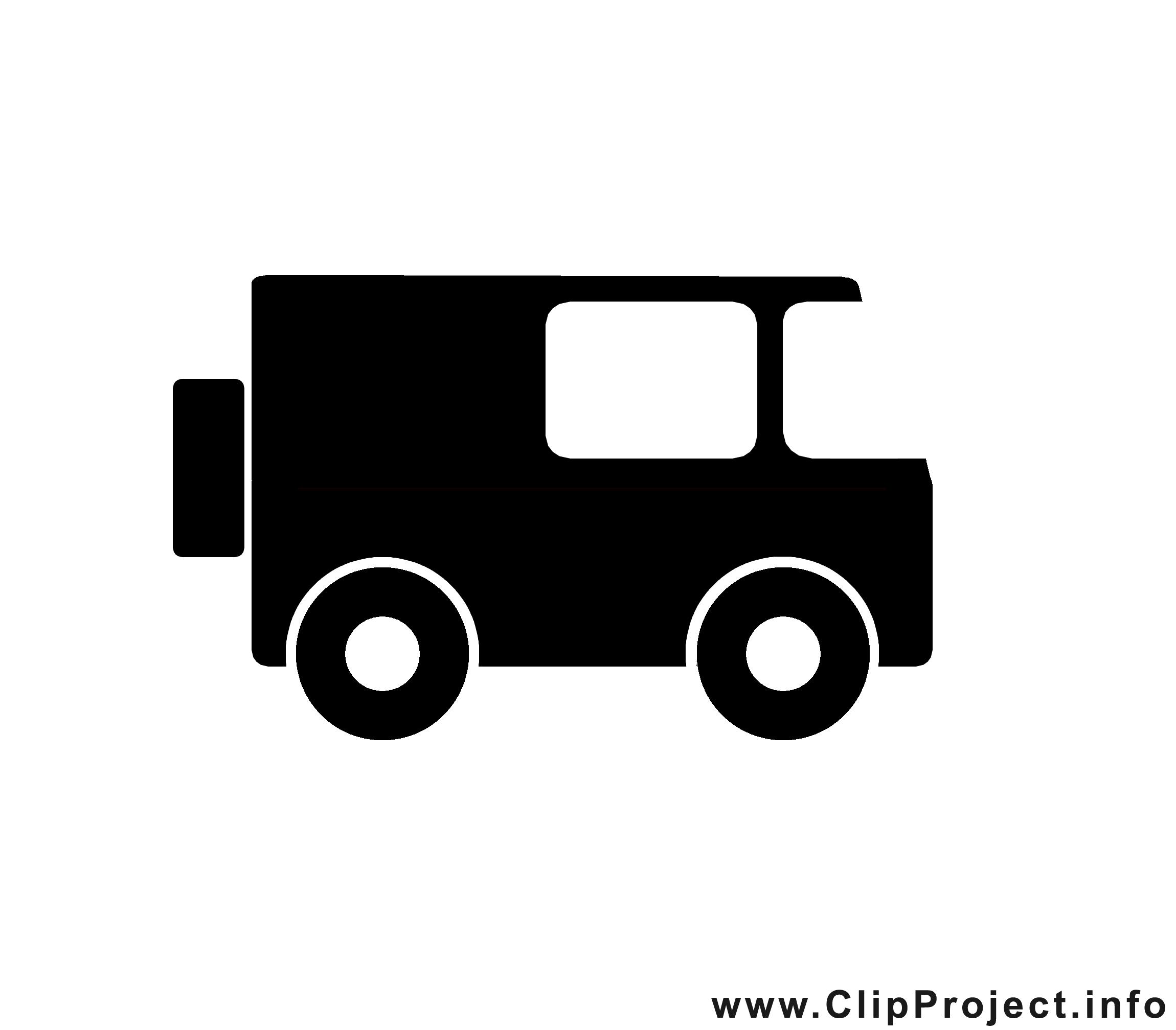 Auto clipart gratuit - Noir et blanc images