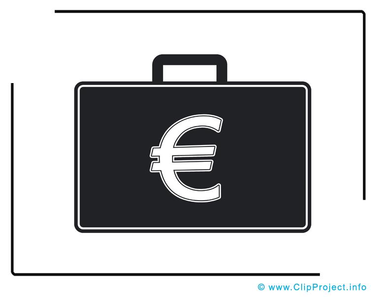 Euro illustration - Noir et blanc images