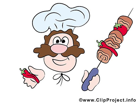 Cuisinier images - Nourriture clip art gratuit