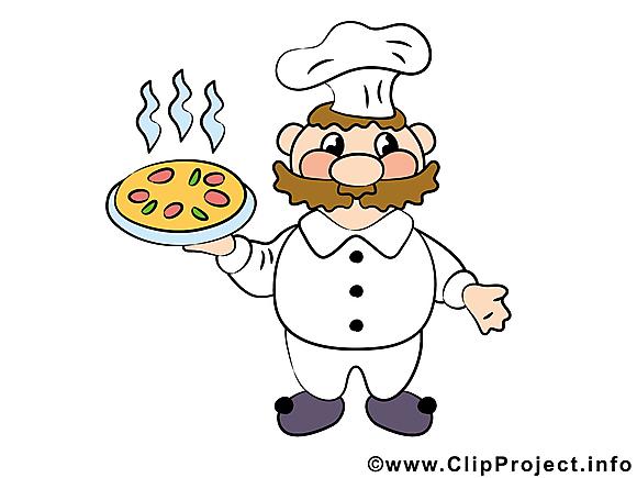 Cuisinier images gratuites – Nourriture clipart