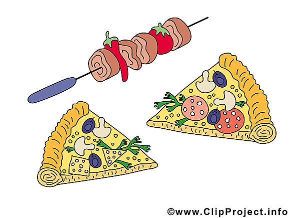 Fastfood clip art gratuit – Nourriture images