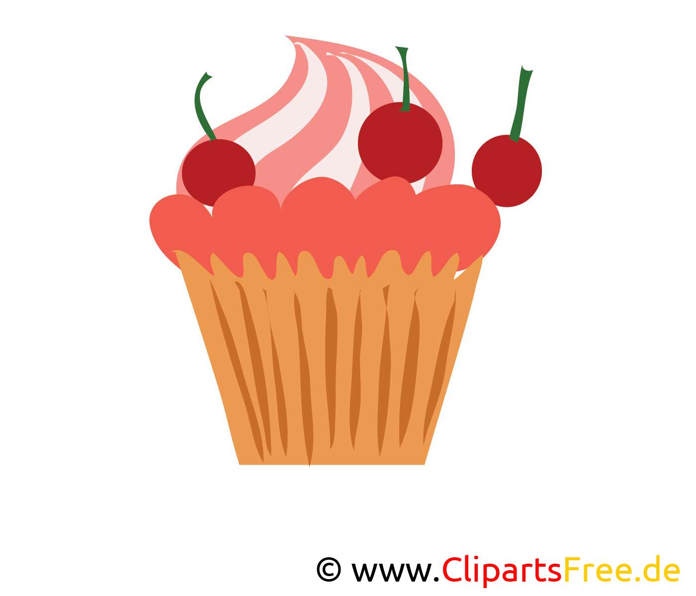 Petit gâteau images - Nourriture dessins gratuits