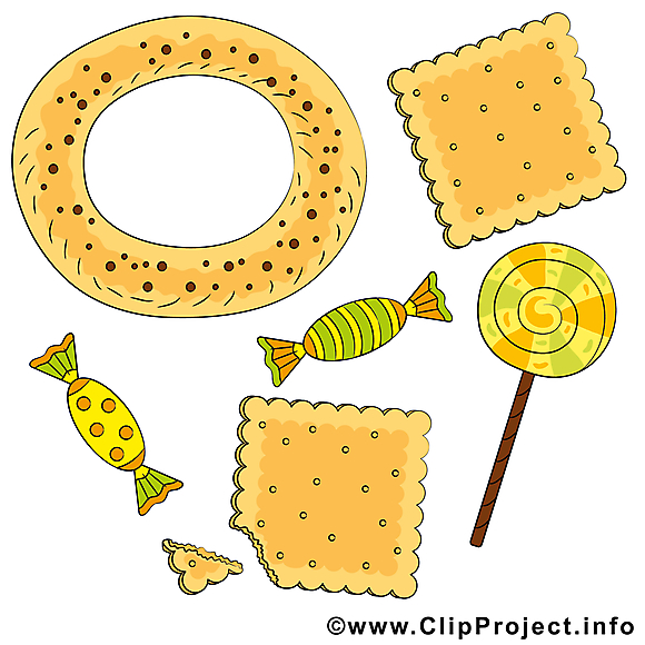 Sucrerie pâttiserie image gratuite - Nourriture cliparts