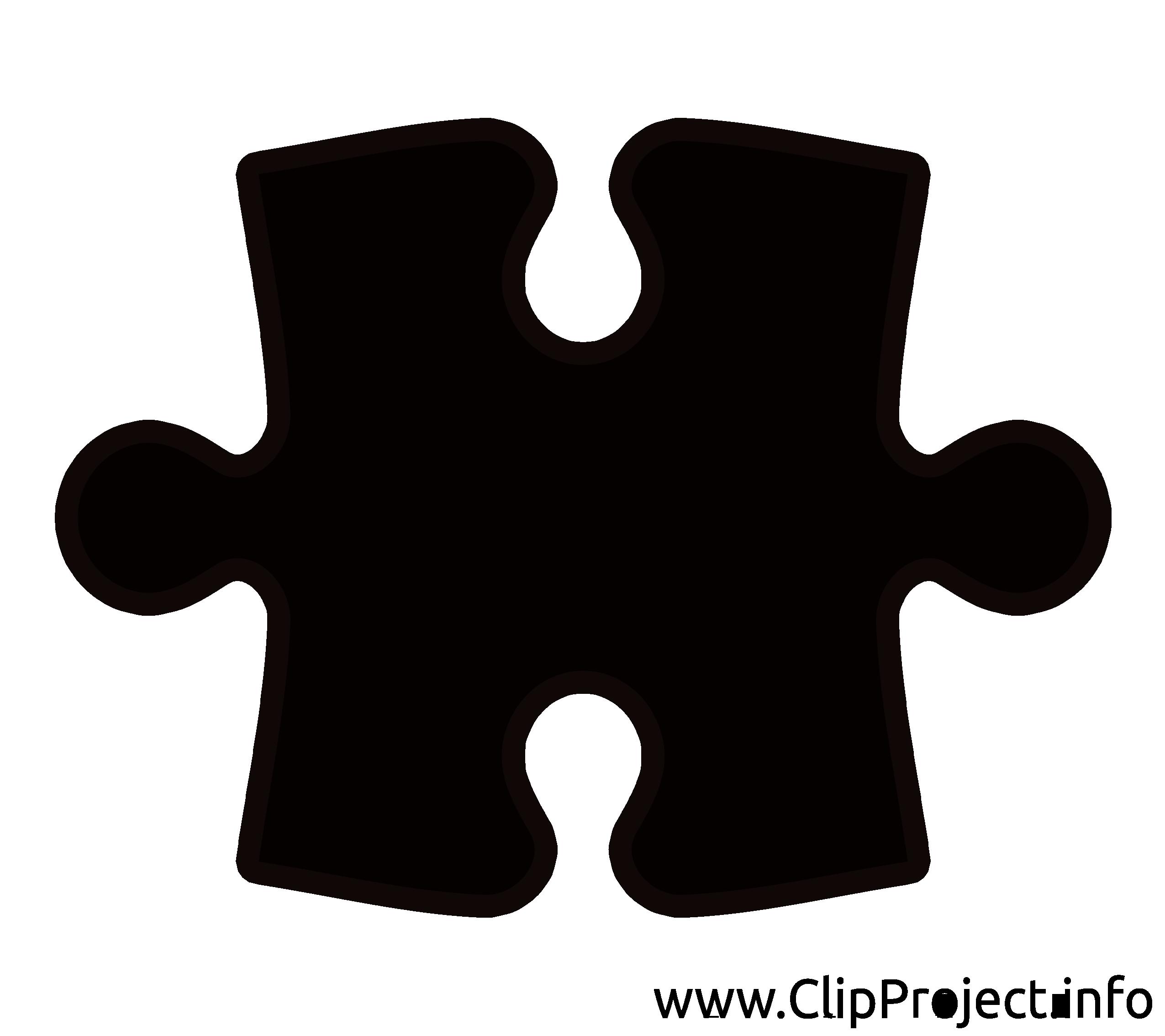 Puzzle image à télécharger clipart