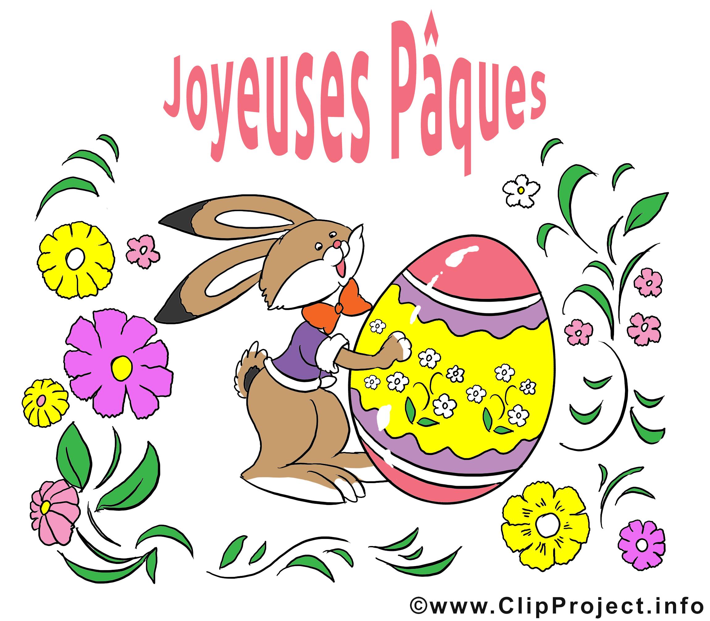 Clipart gratuit - Pâques images
