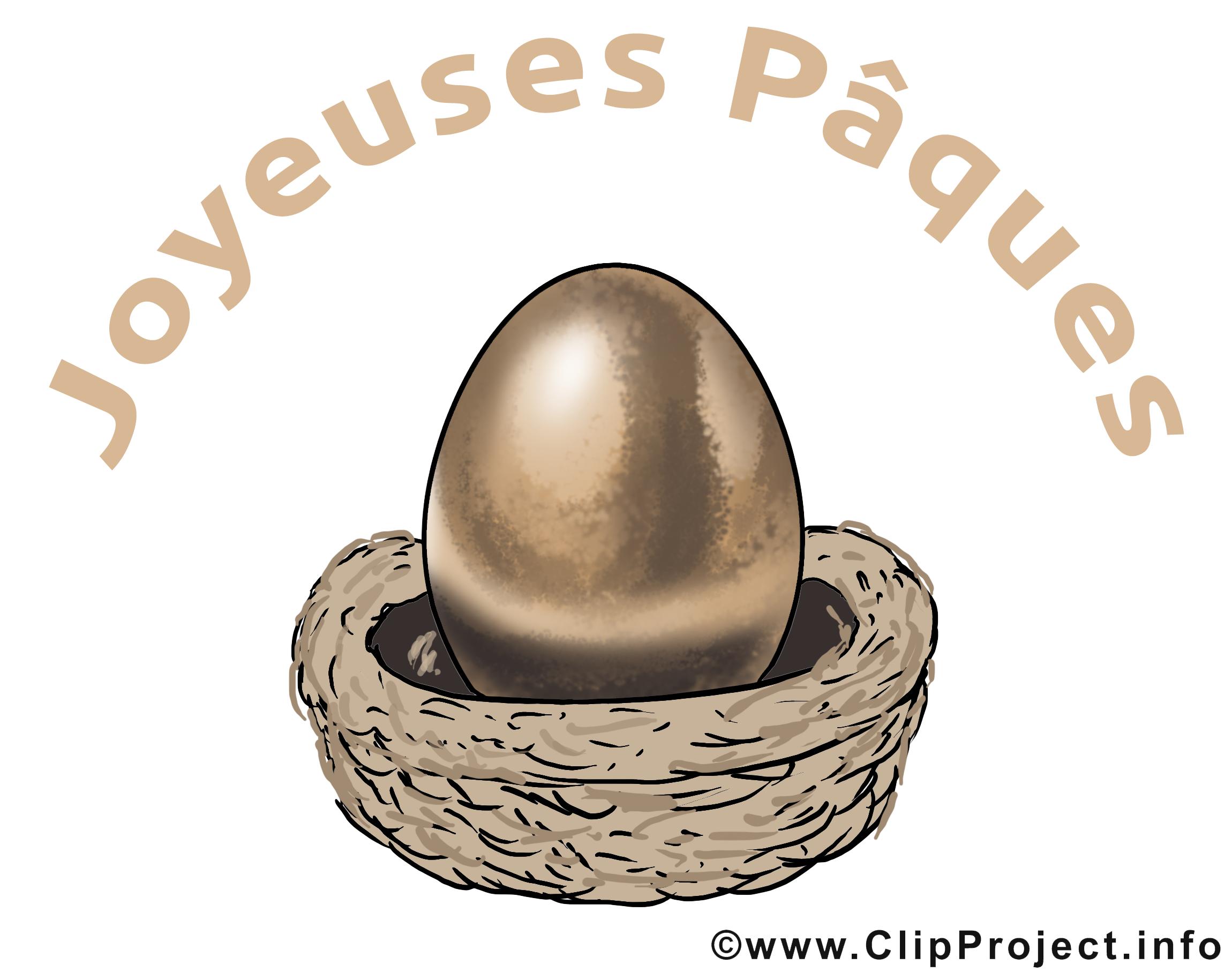 Cliparts gratuis - Pâques images