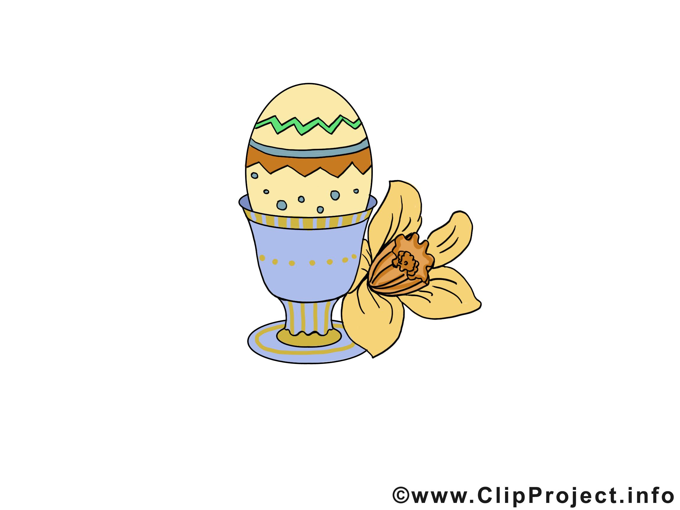 Fleur dessin pâques à télécharger