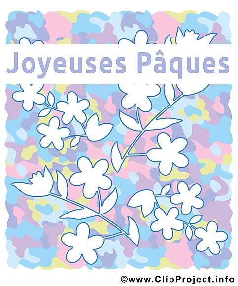Fleurs clip art gratuit – Pâques images