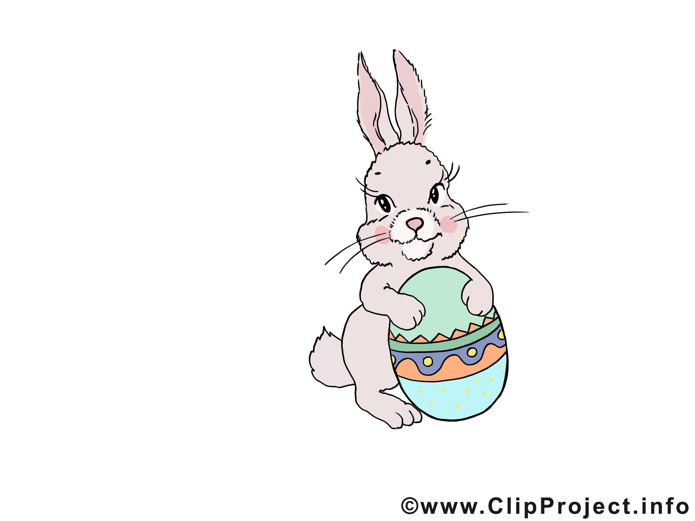 Lapin images - Pâques clip art gratuit