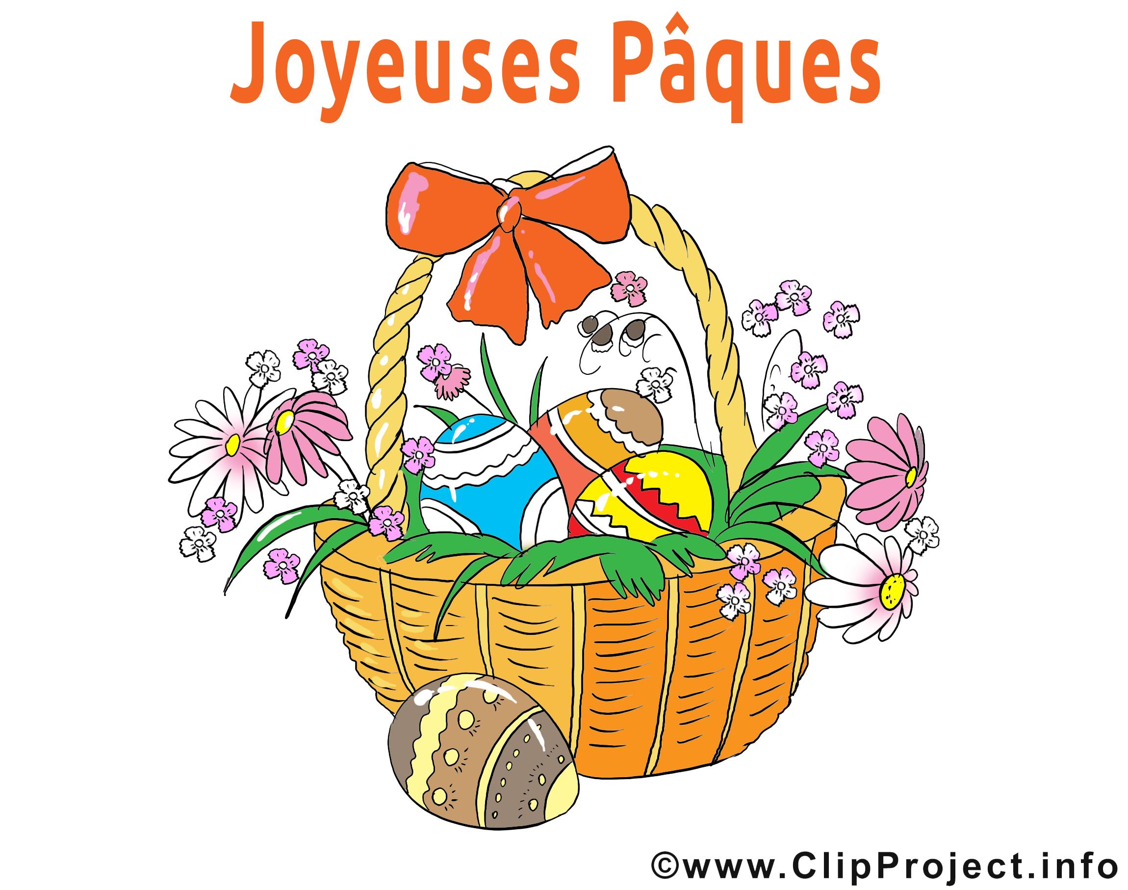 Panier clip art gratuit p ques images p ques dessin picture image graphic clip art - Image pour paques gratuites ...