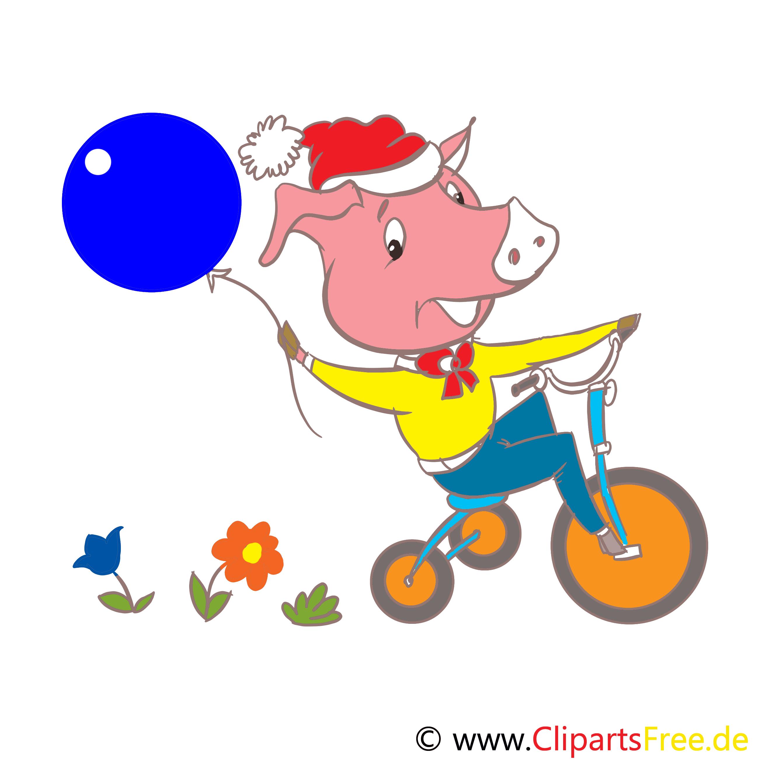 Cochon illustration - Maternelle images gratuites