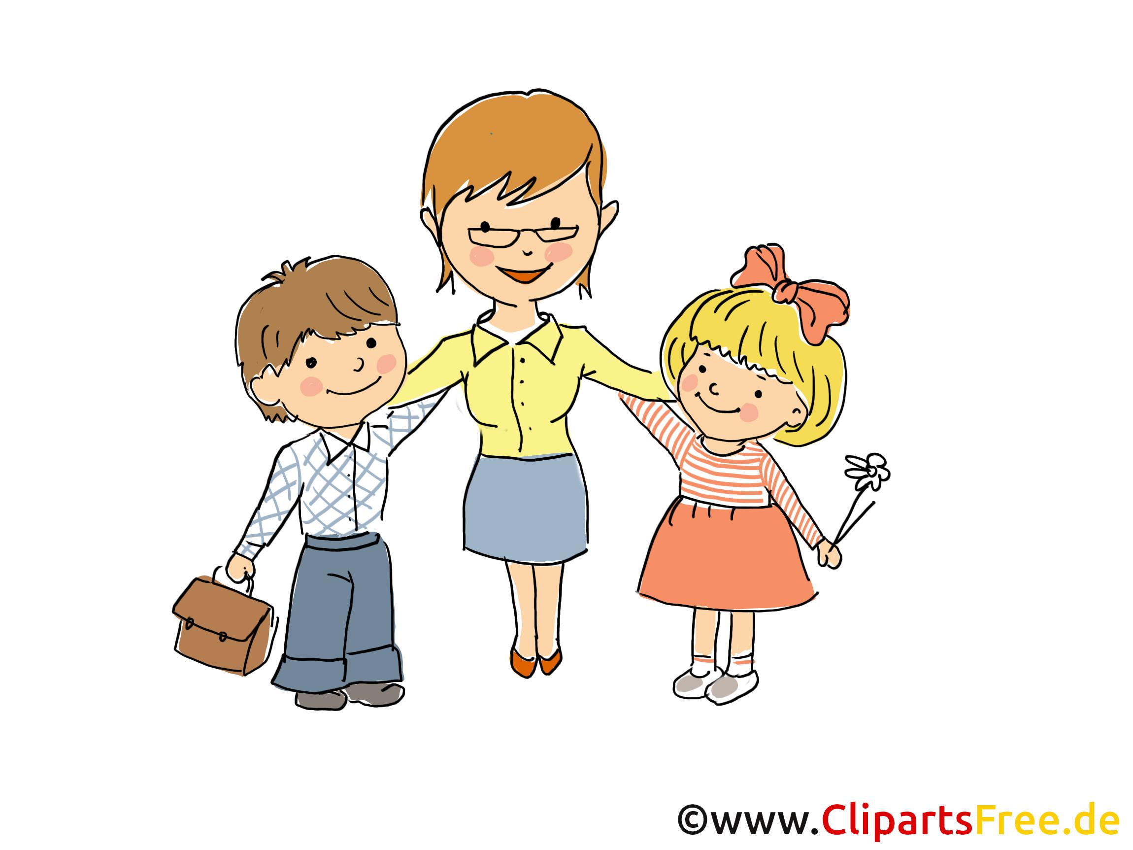 Enfants image gratuite - Maternelle cliparts