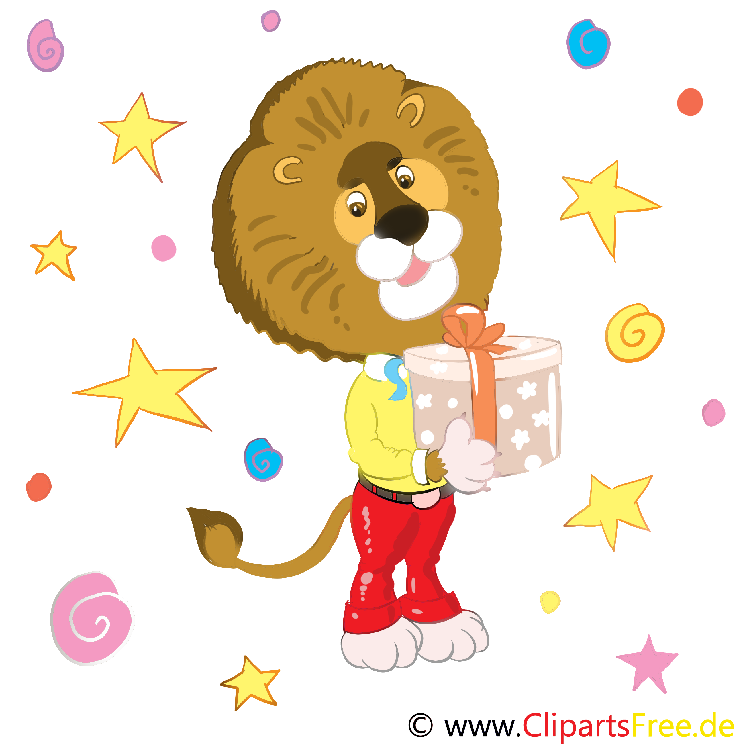 Lion images - Maternelle dessins gratuits
