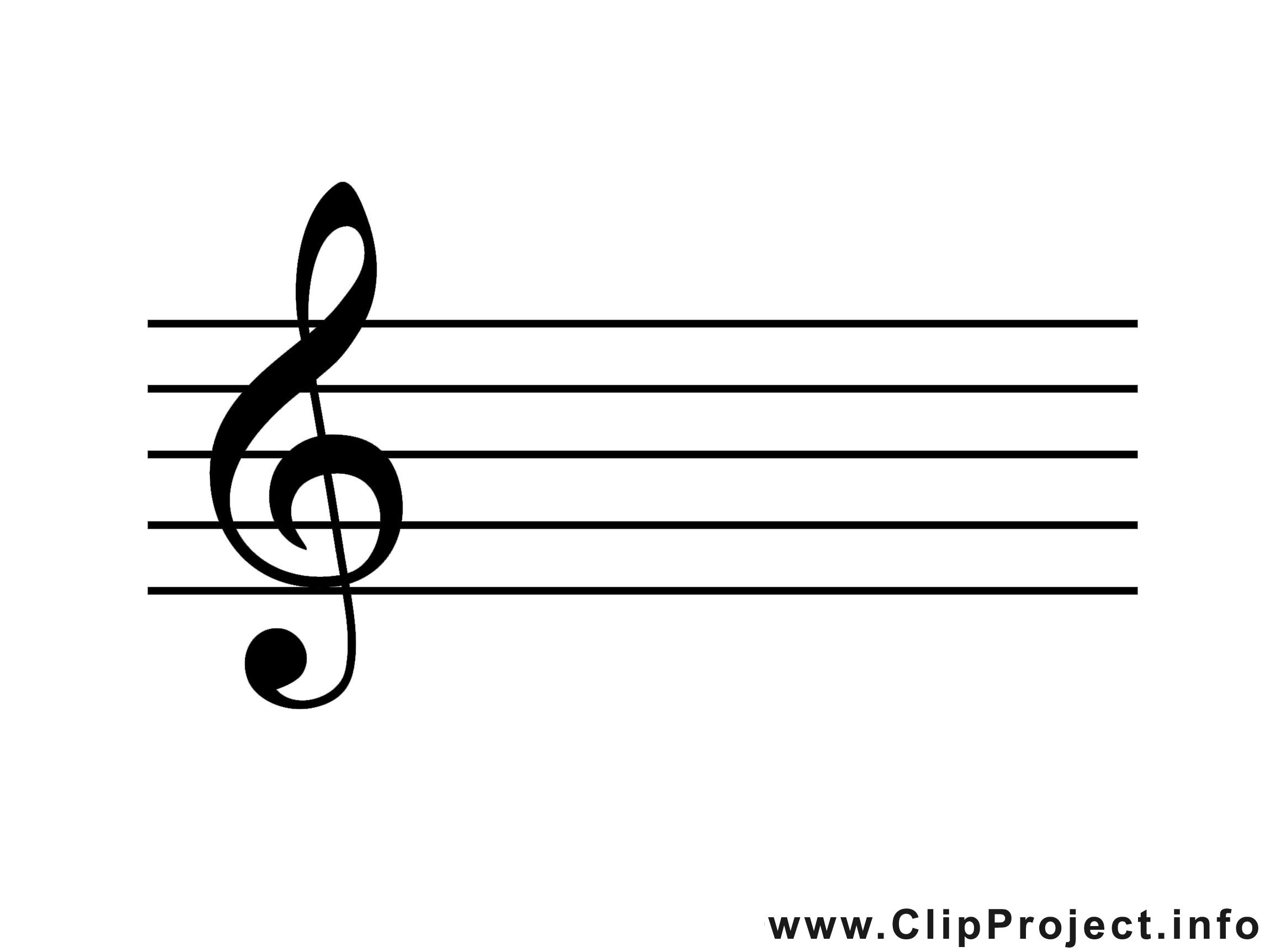 Note images - Musique clip art gratuit