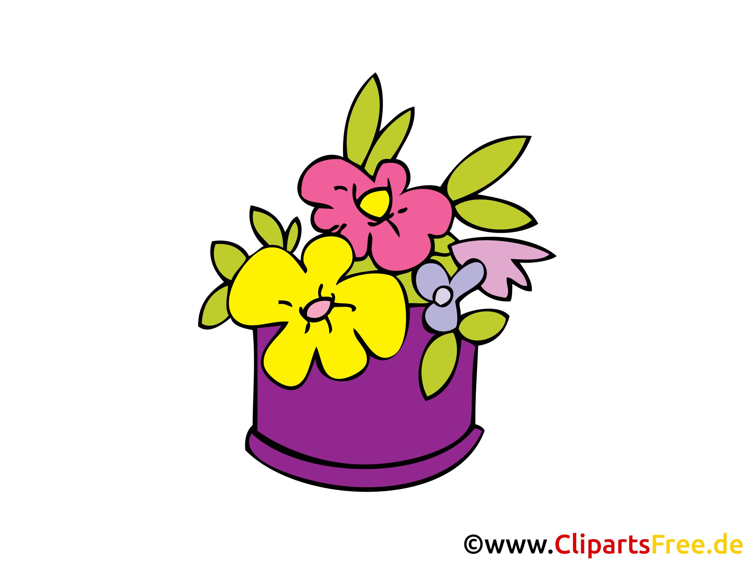 Fleurs images gratuites clipart