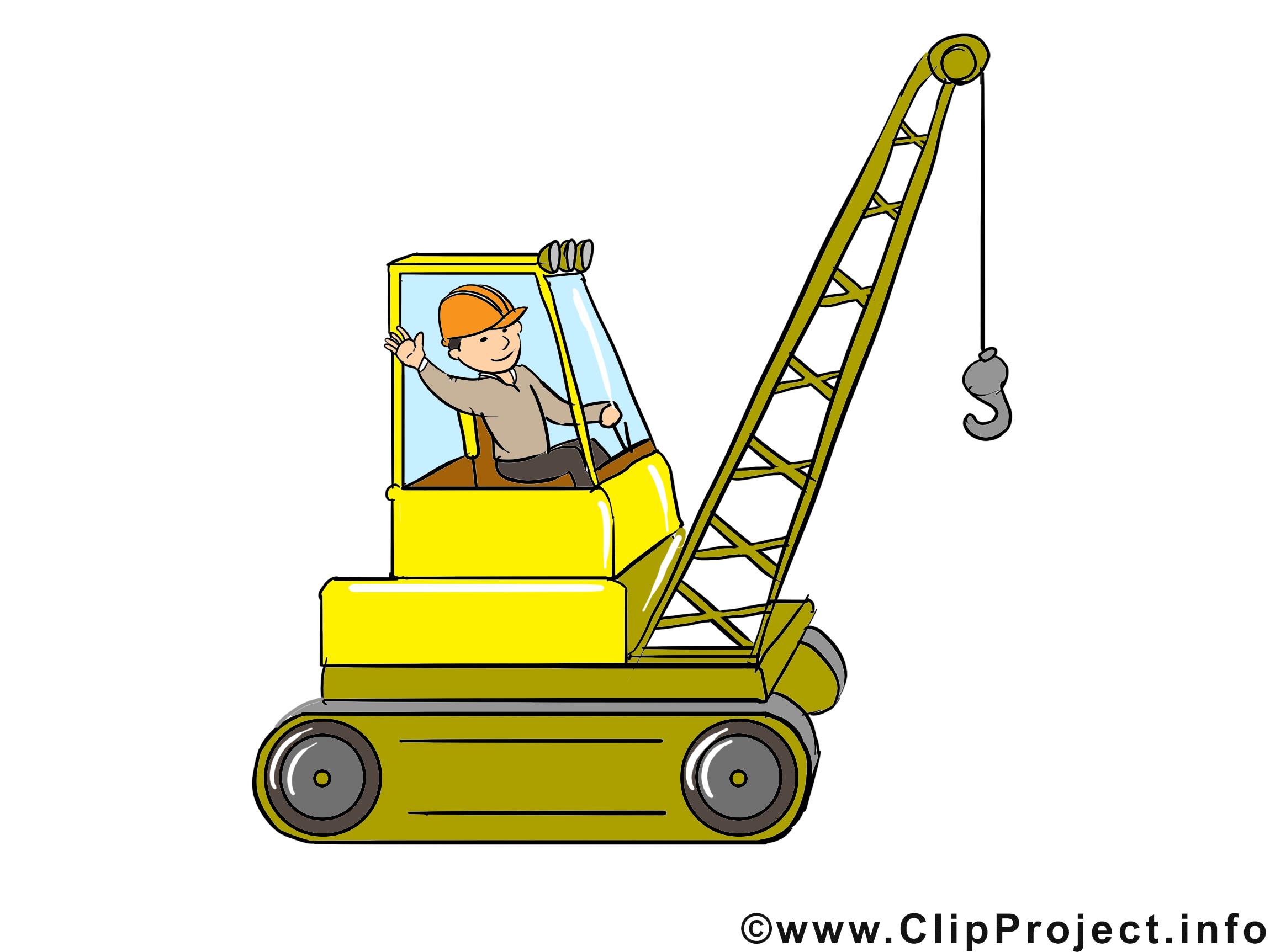 Grutier image gratuite - Profession cliparts