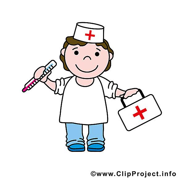 Médecin clip art gratuit - Profession dessin