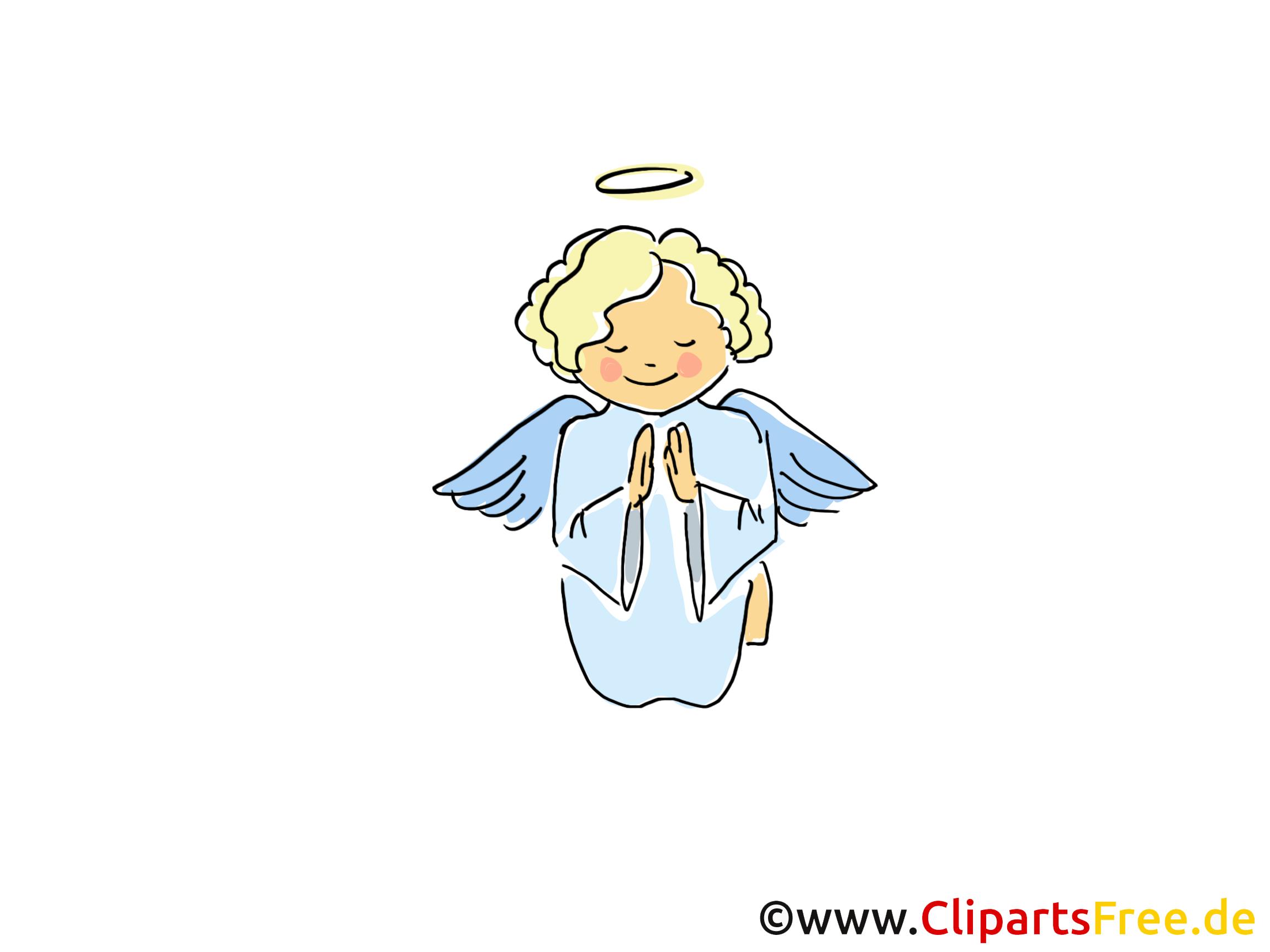 Ange baptême image à télécharger gratuite