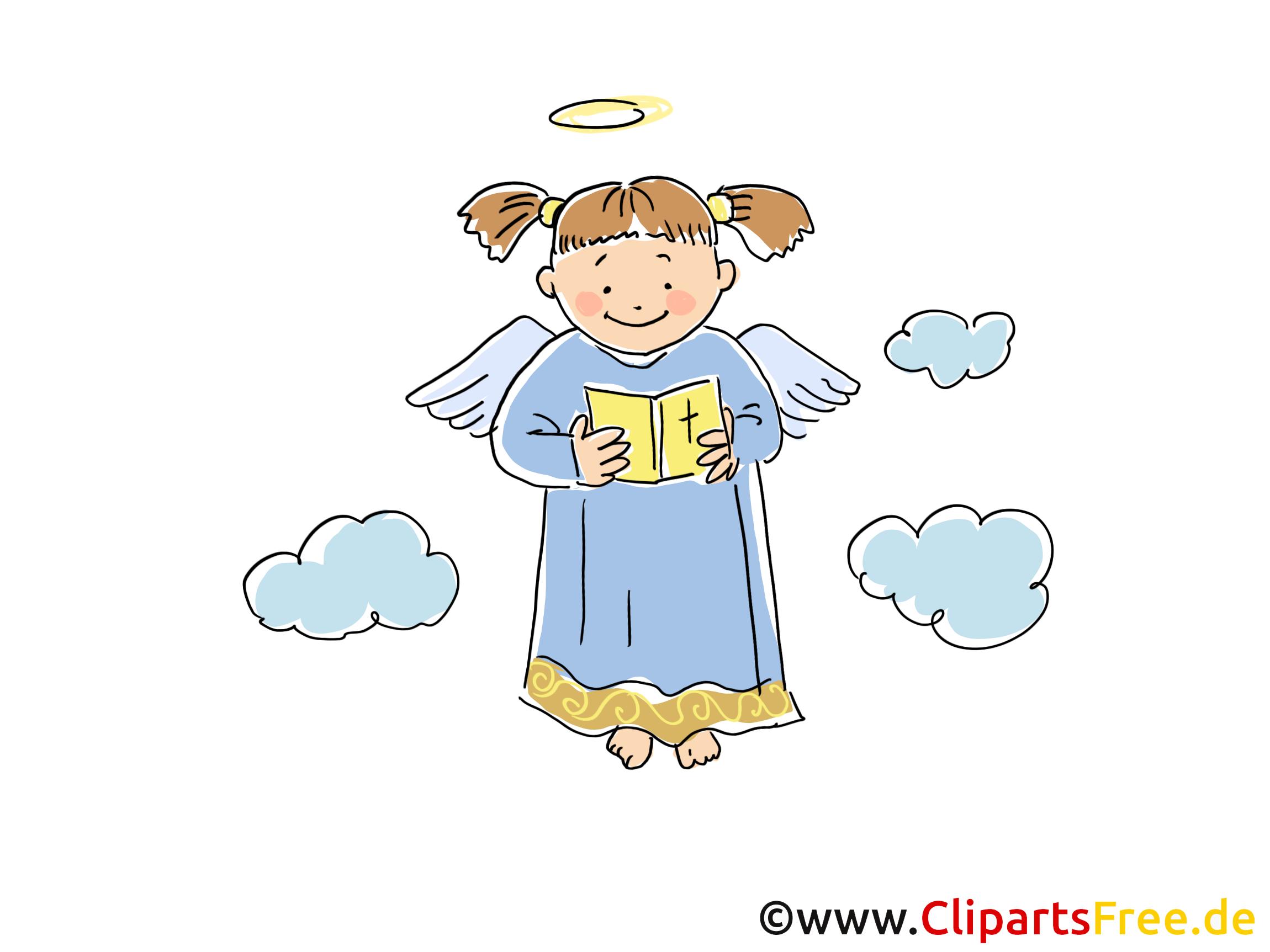 Häufig Ange dessin à télécharger - Baptême images - Baptême dessin  SJ54
