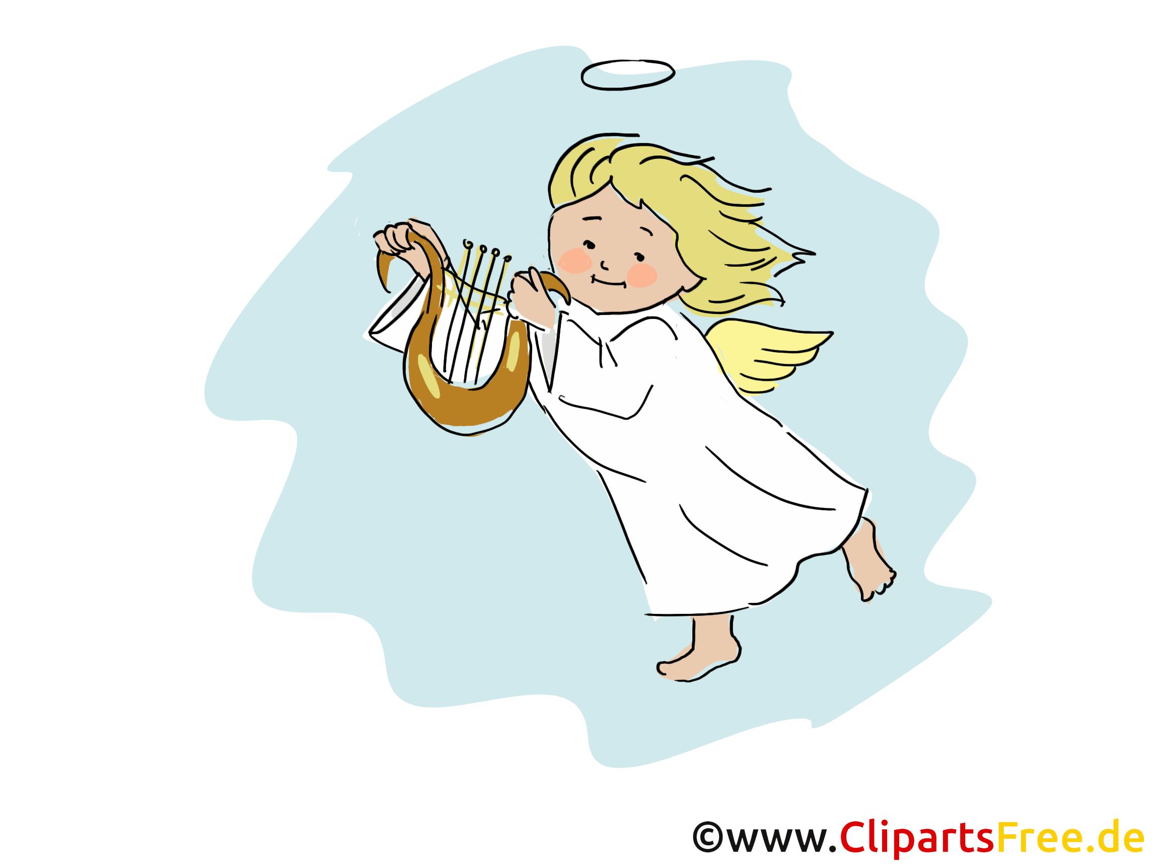 Häufig Ange illustration gratuite - Baptême clipart - Baptême dessin  SJ54