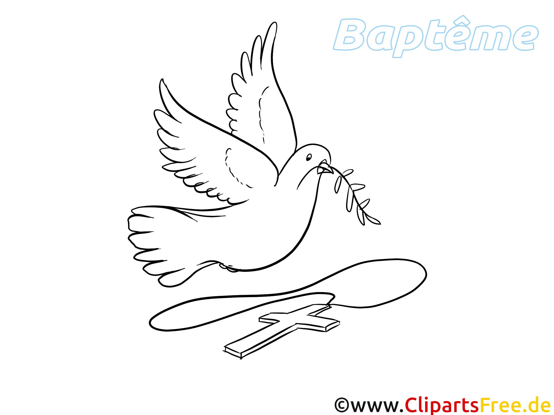 Pigeon Dessin A Imprimer Bapteme Image Bapteme Dessin Picture Image Graphic Clip Art Telecharger Gratuit