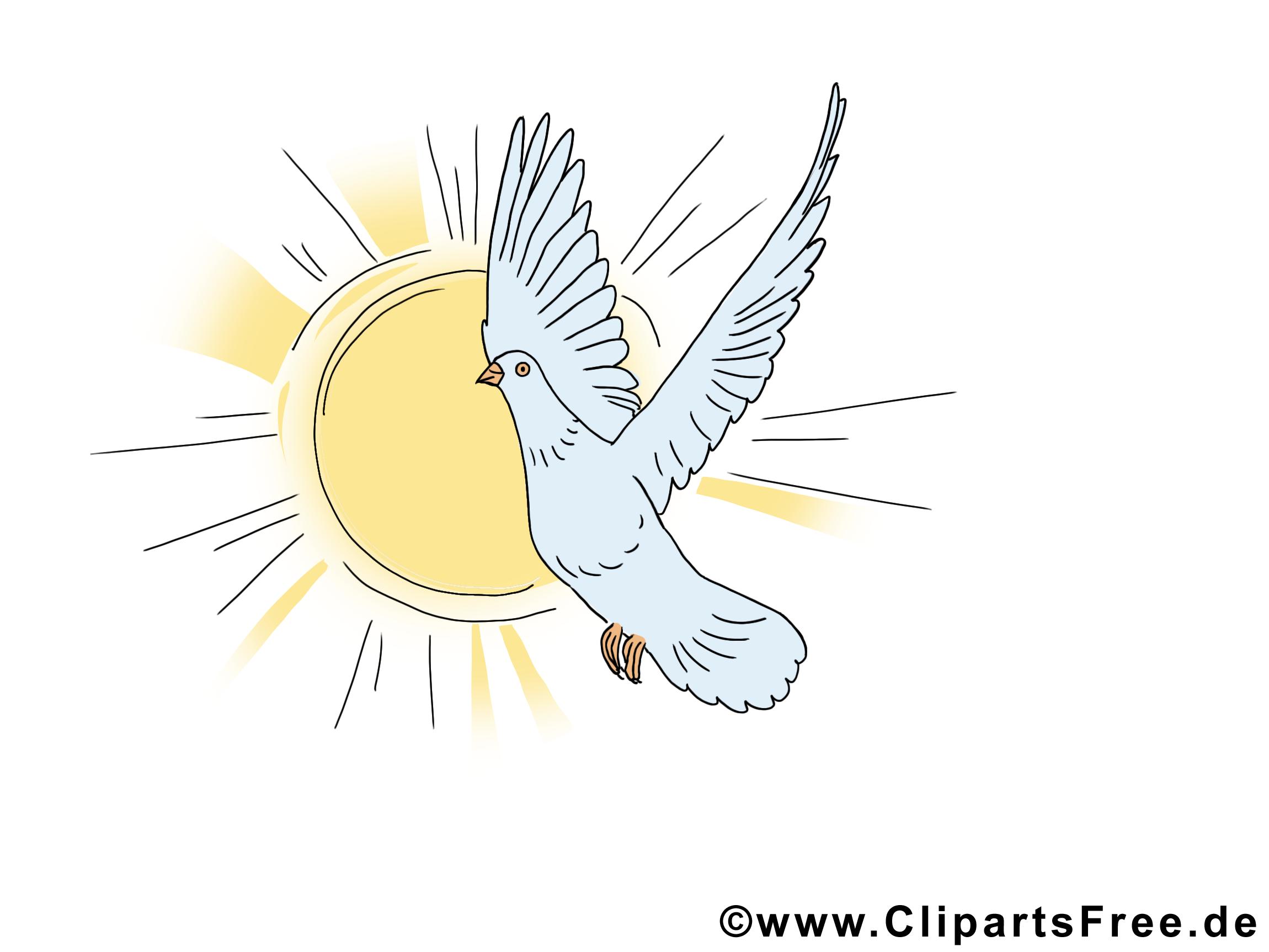 Carte à télécharger Pentecôte image
