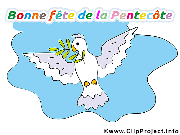 Carte gratuite Pentecôte images gratuites