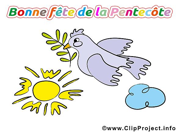 Clip art gratuit Pentecôte image gratuite