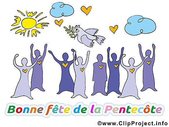 Cliparts gratuis Pentecôte images gratuites