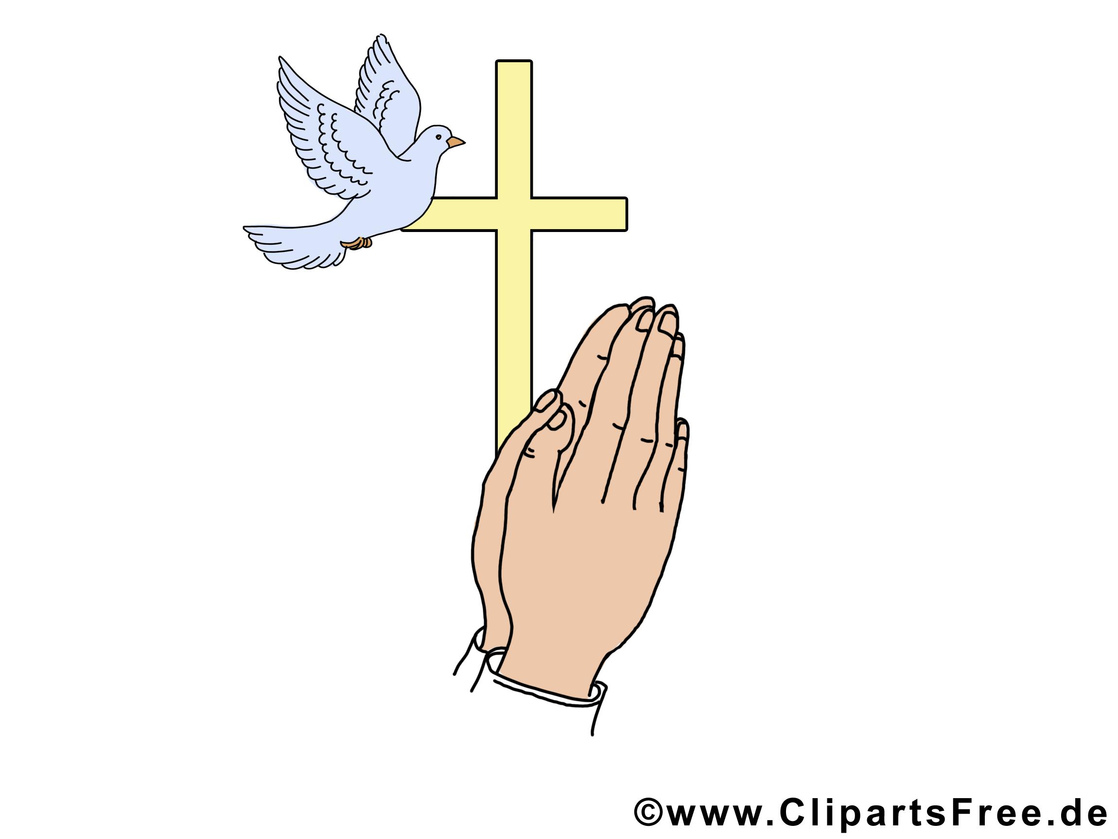 Croix image gratuite - Pentecôte images cliparts