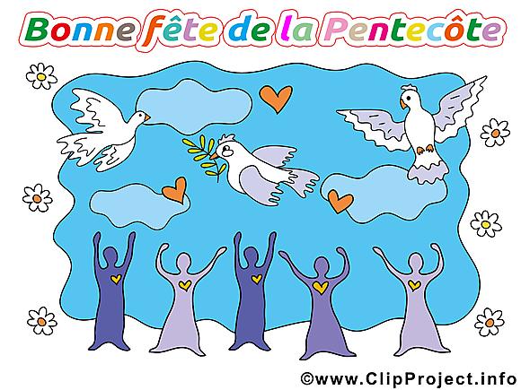 Pentecôte images clip art gratuit