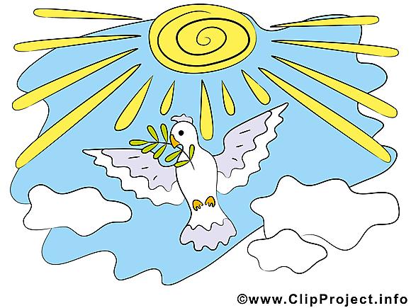 Célèbre Pentecôte - Clipart images télécharger gratuit LB45