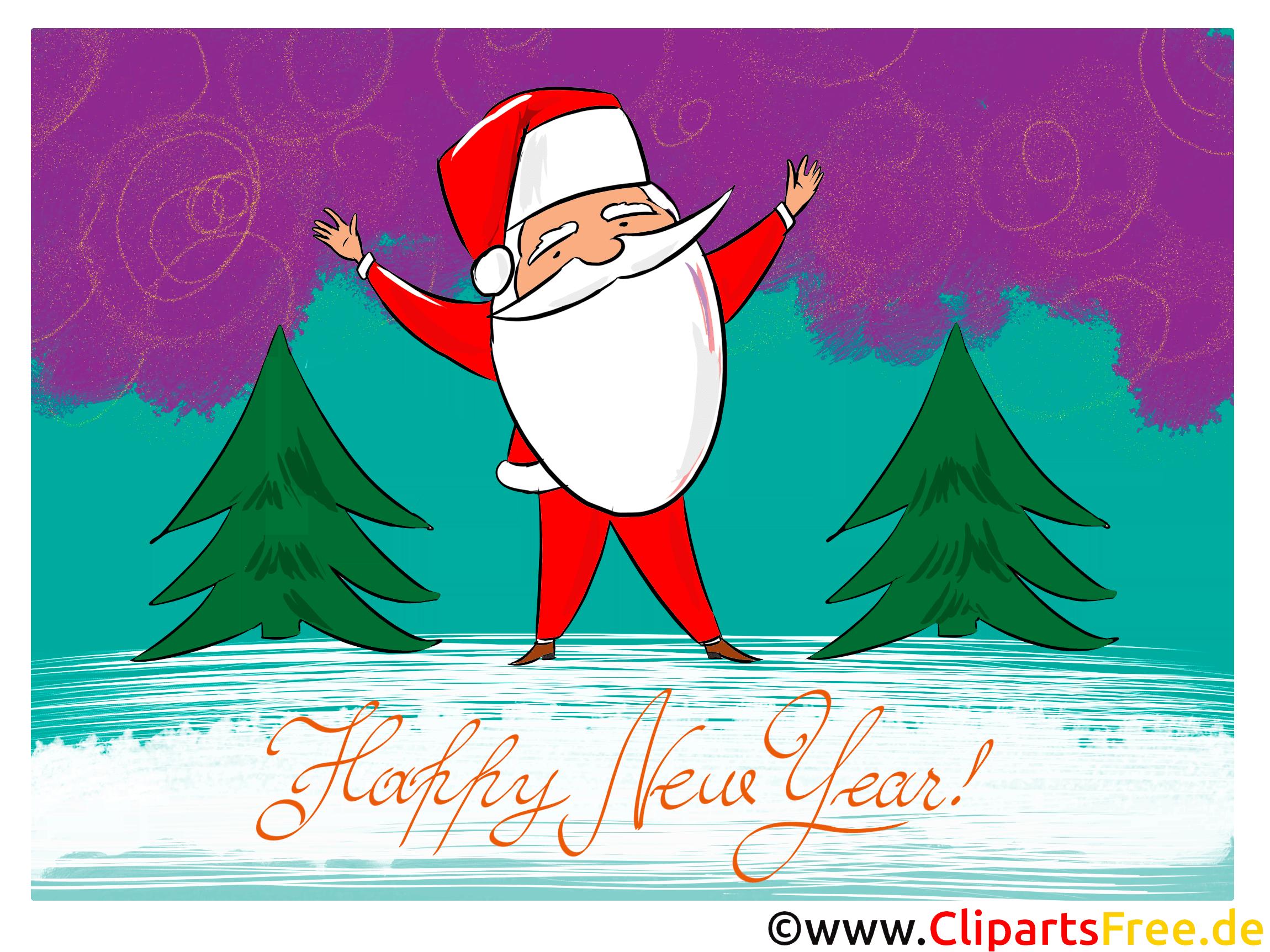 Bonne année - Clipart télécharger gratuit