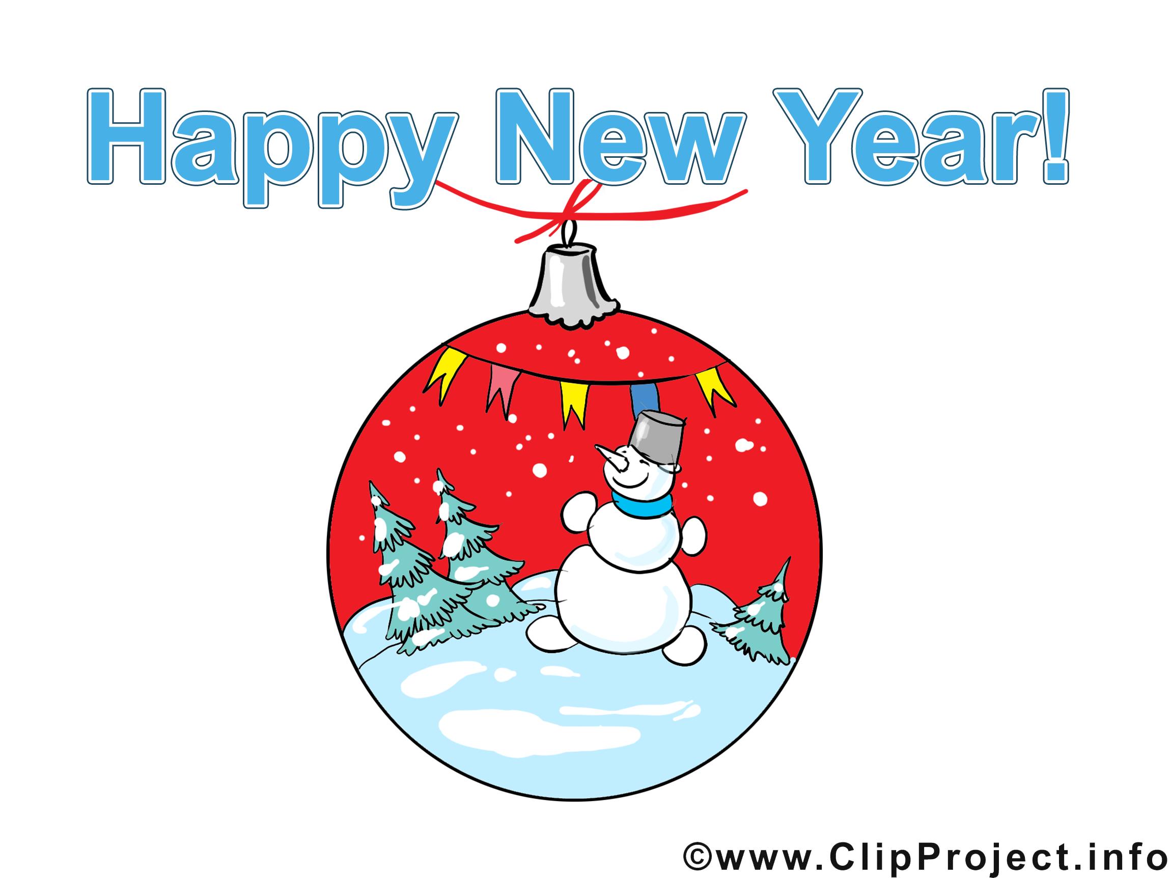 Boule bonhomme de neige images – Avent dessins gratuits