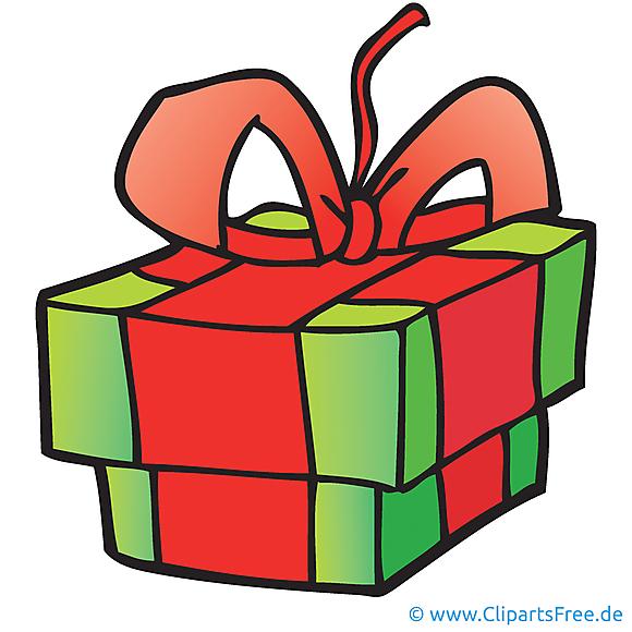 Cadeau image à télécharger – Bonne année clipart