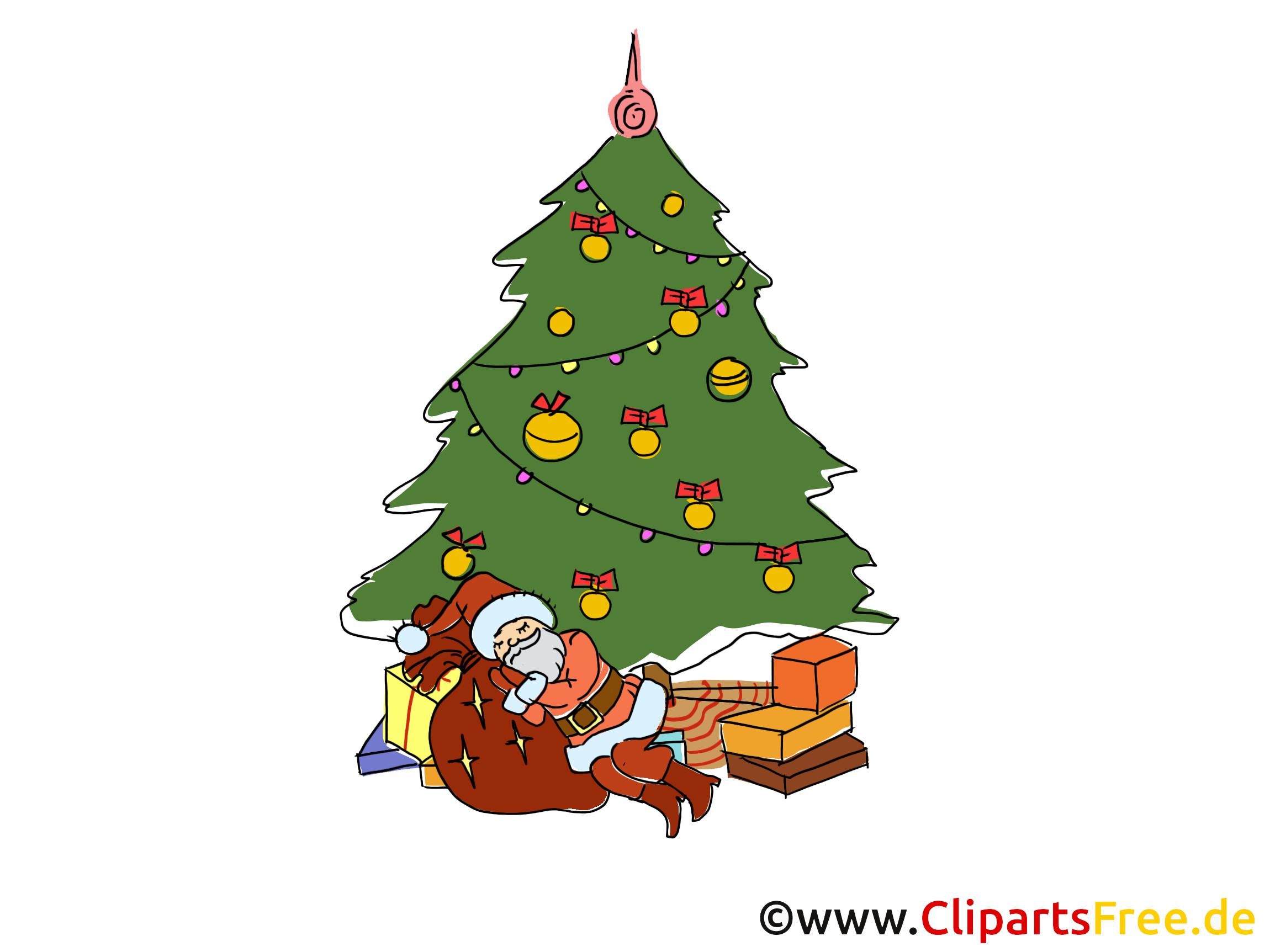 Cliparts gratuis sapin – Bonne année images