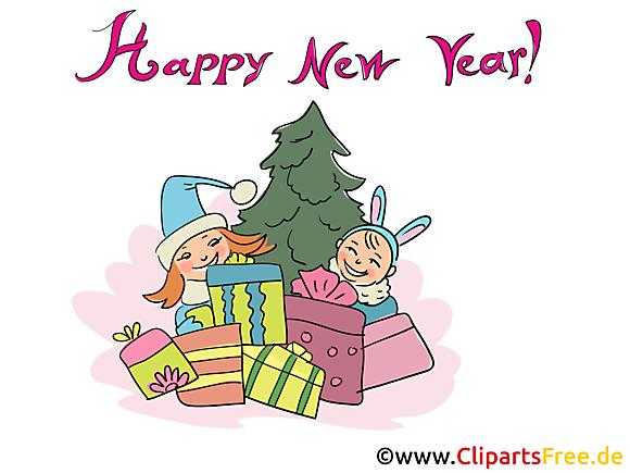 Merry Christmas cartes et cliparts à télécharger gratuite
