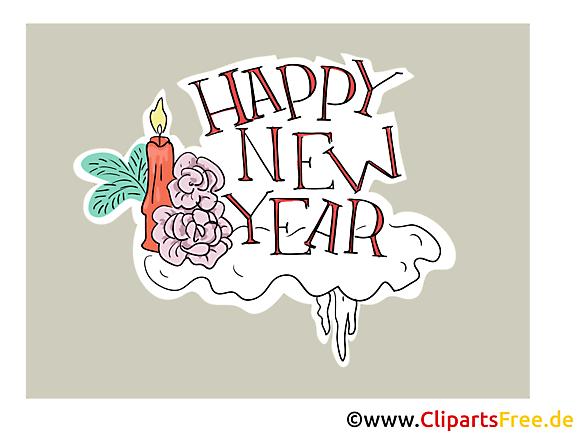 Merry Christmas e-Carte, Clipart, Image, Dessin