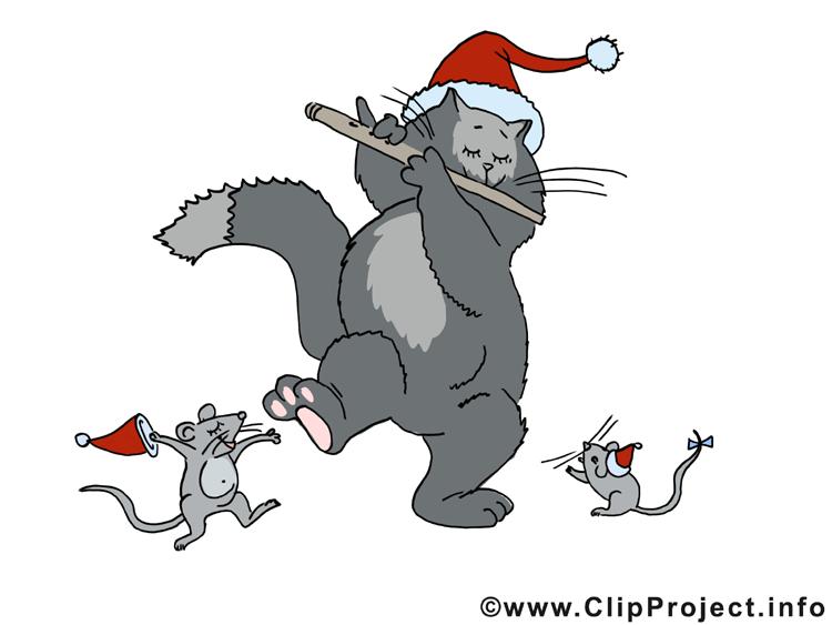 Souris image gratuite - Bonne année cliparts