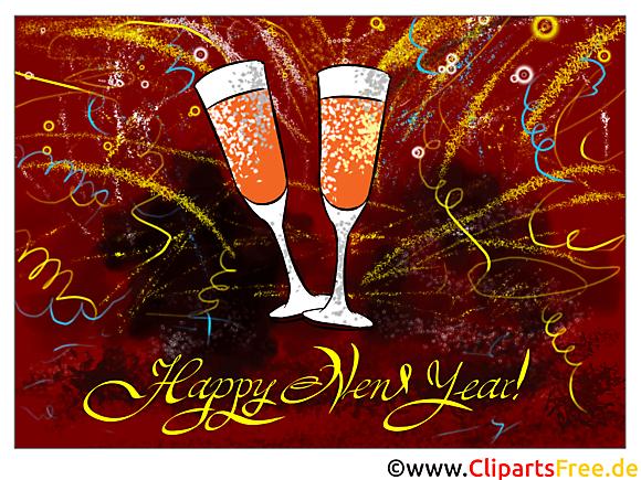 Vœux de bonne année