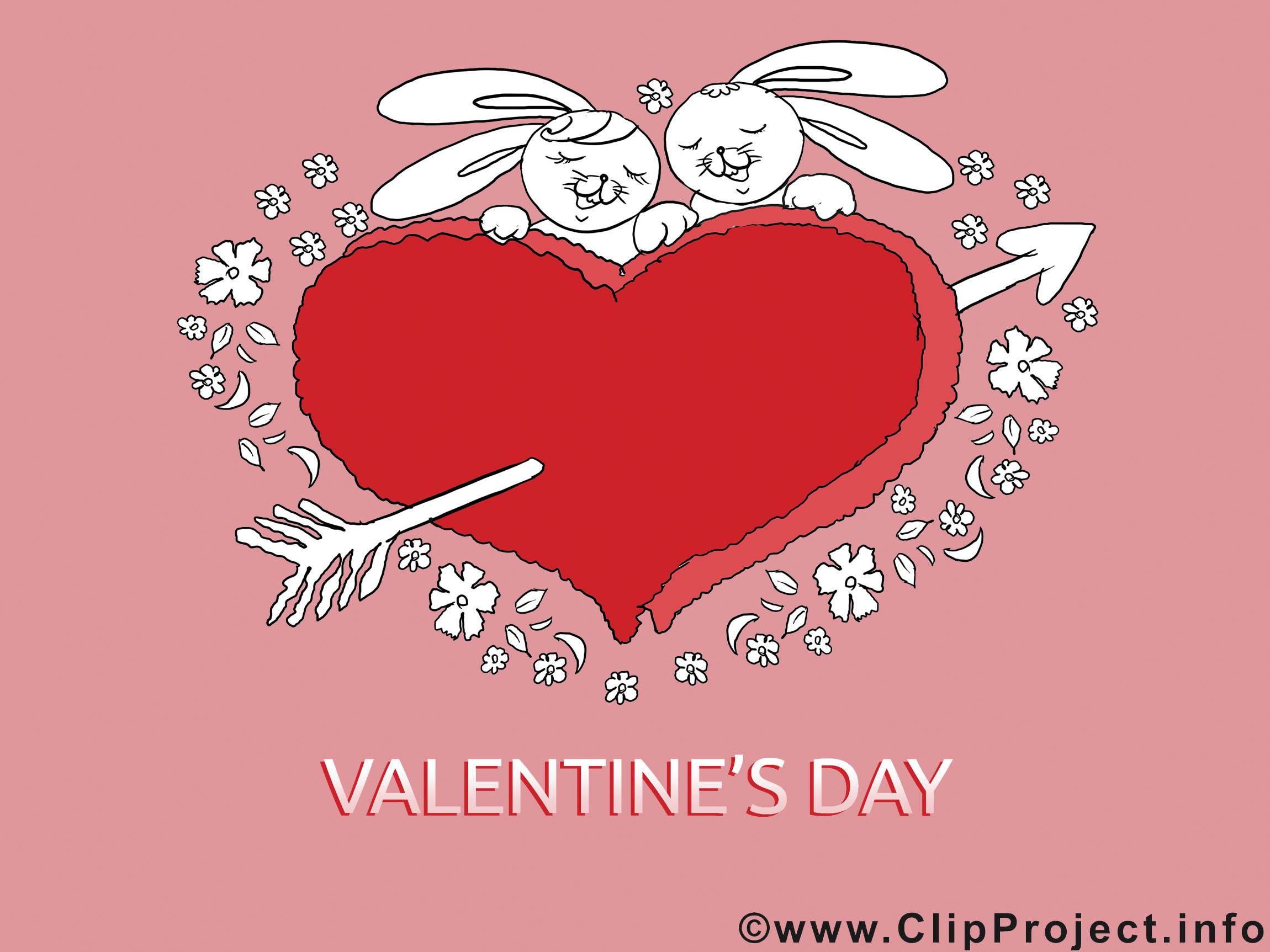 Carte saint valentin t l charger saint valentin cartes - Image st valentin a telecharger gratuitement ...