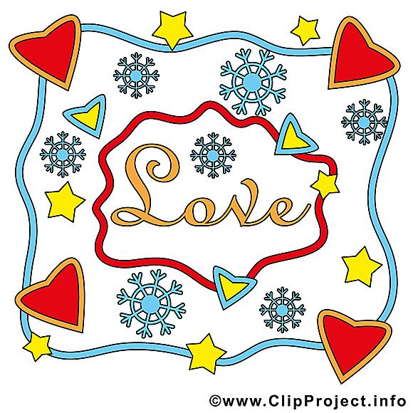 Décoration clipart gratuit - Saint-Valentin images