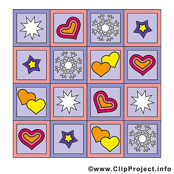Décoration cliparts - Saint-Valentin images