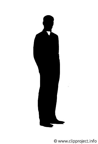 Homme images gratuites – Silhouette clipart gratuit