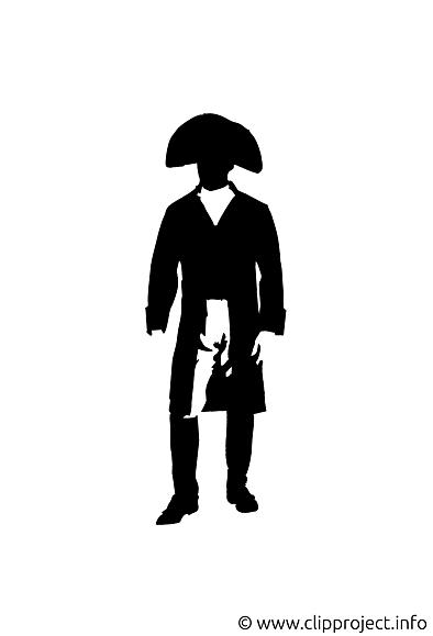 Napoléon cliparts gratuis - Silhouette images gratuites